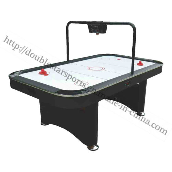 China Classic Sport Air Hockey Table Strong MDF Game Table China - Classic air hockey table