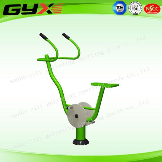 China Outdoor Fitness Exercise Equipment of Stationary Bike - China ...