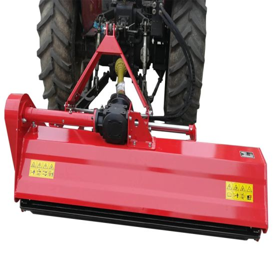 Tractor Pto Powered Verge Flail Mower with Hydraulic Arm