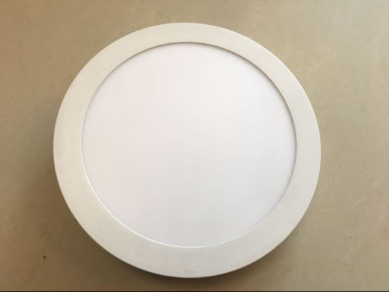 Round Type Surface Ceiling 3W LED Panel Light with Ce Certificate pictures & photos