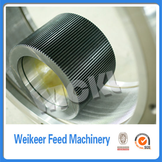 High Strength Biomass Fuel Pellet Mill Roller Shell pictures & photos