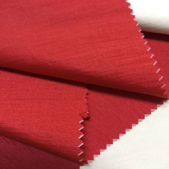 310t Nylon Taffeta Pearl Coating Vogue Fabric Water Proof Down Proof Woven Fabric Young Choice Fashion Hit