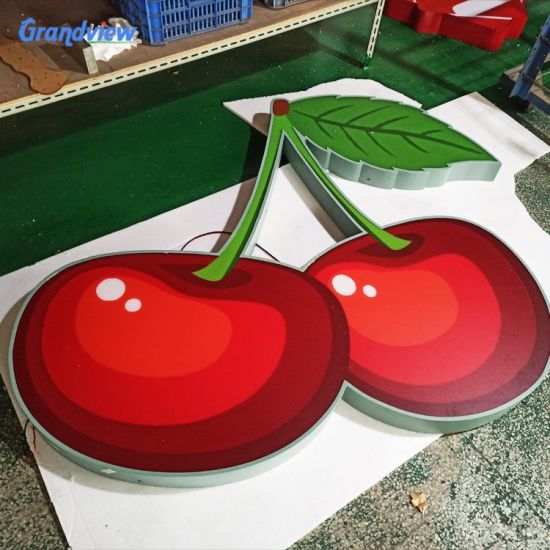 Factory Directly Sale Customized Full Color Advertising LED Poster Display Lightbox