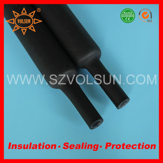 Cable Repair Adhesive Inside Heat Shrinkable Tubing pictures & photos