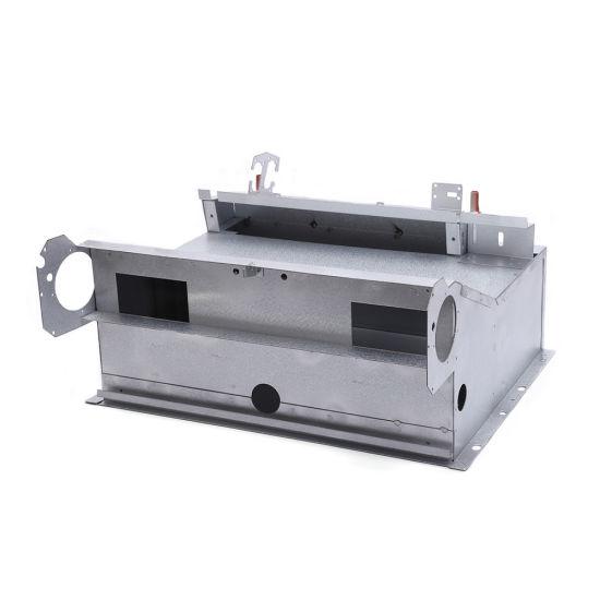 Taizhun Metal Housing Fitting Part Customized Silver Communication Equipment