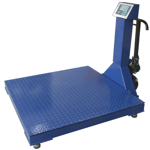 Movable High-Precision Floor Scales (LP7627)