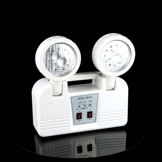 High Quality Emergency Twin Spot Light Type 298LED