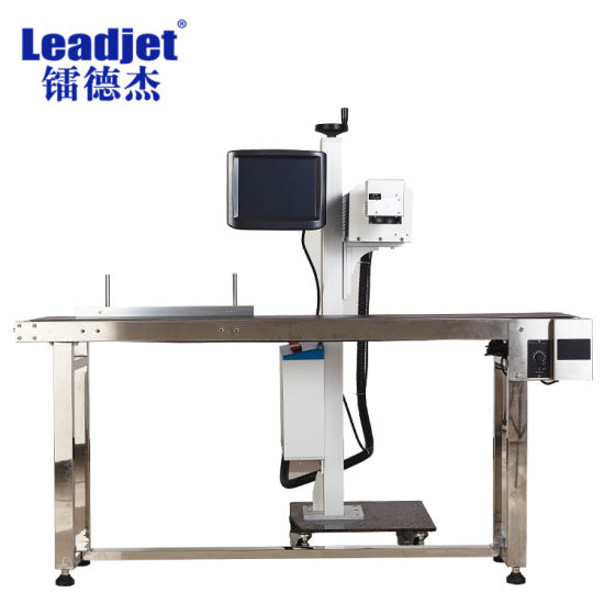 30W CO2 Laser Marking Machine Price for PP Pet Wood Tube Big Discount China