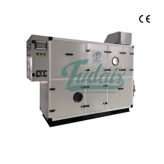 Automatic Desiccant Rotor Industrial Air Dryer