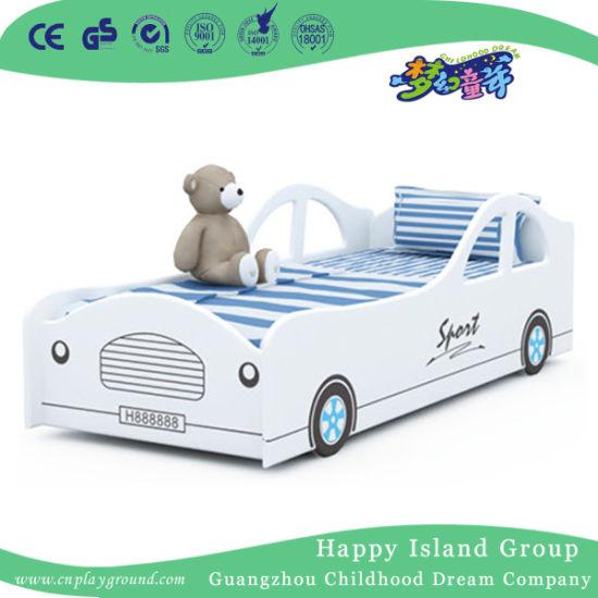 Latest Modern Design Wooden Kids Bed of White Nobility Series (HJ-6002)