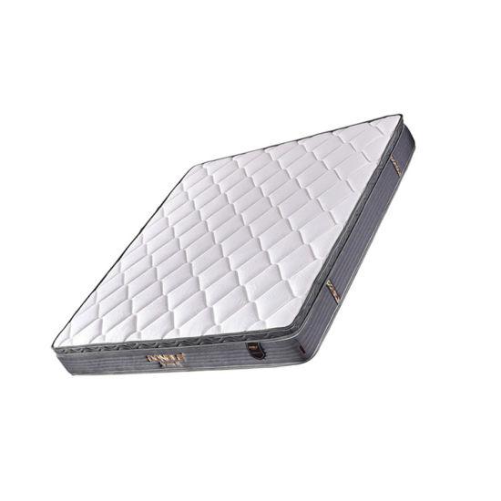 Foshan Vacuum Packed Pocket Coil Spring Foam Bed Memory Foam Mattress