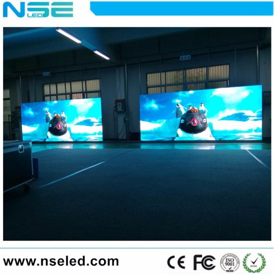 New Product Ideas Stage Backdrop Indoor Rental LED Displays P4   81