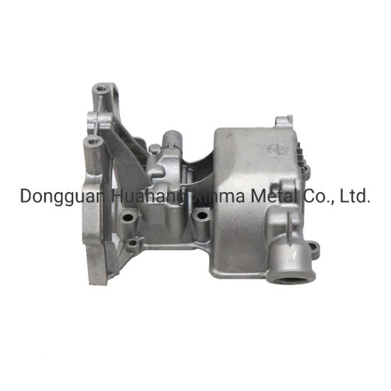 High Hardness Aluminum Raw Material Alloy Cast Automobile Die Casting Auto Parts
