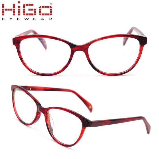 90972793342 Women Vintage Fashion Acetate Non-Prescription Glasses Frame Clear Lens  Eyeglasses