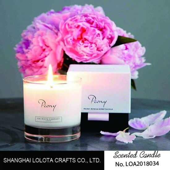 Nice Aroma Fragrance Candles for Birthday Wedding Party