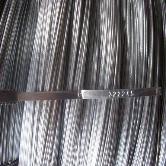 3.66mm Hot Dipped Galvanized Steel Wire for Cotton Packaging Factory Wholesale