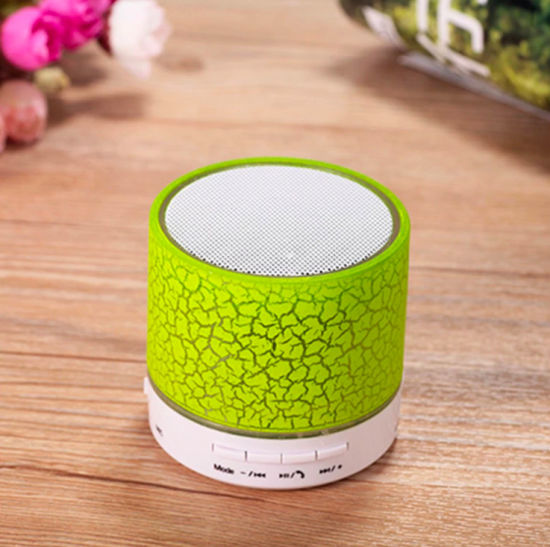 Best Selling 2018 Factory Mini Portable Professional Woofer Wireless Bluetooth Speaker