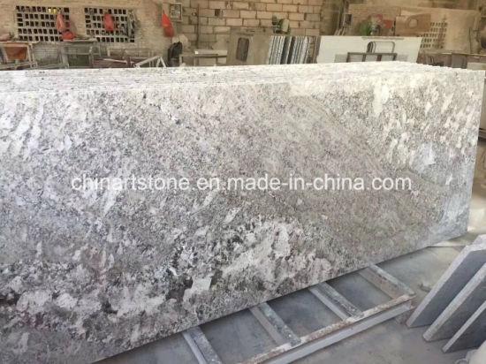 Antique White Snow Fox Granite