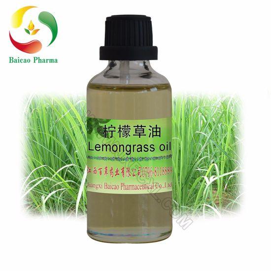 CAS No. 8007-02-1 Wholesale Cheap Price Pure Natural Lemongrass Essential Oil Fragrance Oil Food Flavour Base Oil