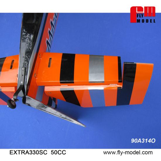 China Extra330sc 50cc RC Model Plane 3D Model - China RC Model