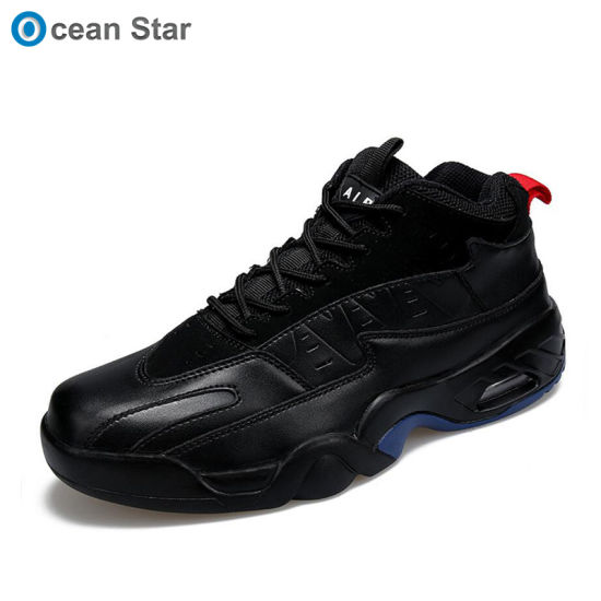 Wholesale Mens Basketball Running Sneaker Shoes for Man