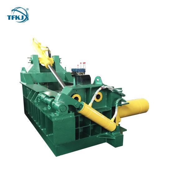Hydraulic Metal Steel Scrap Pressing Baler