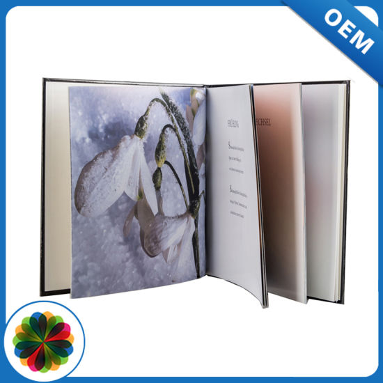 Eco Friendly Good Quality Colorful Offset Printing Coffee Table Book