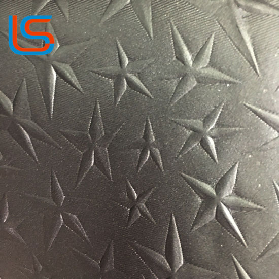 Factory Price PVC Decorative Synthetic Leather with Good Quality pictures & photos