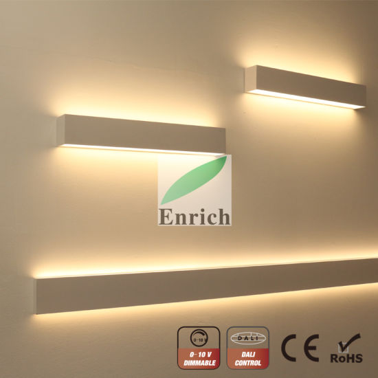 1.2m 40W Wall Mounted up and Down LED Linear Light pictures & photos