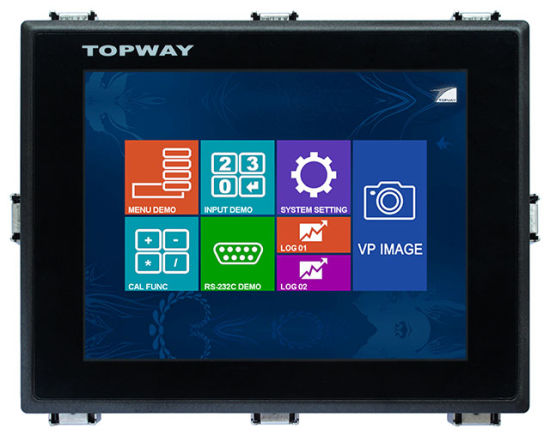 "8"" RS232 800X600 Smart TFT LCD Module"