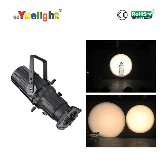 200W High Brightness LED Studio Zoom Profile Spotlight