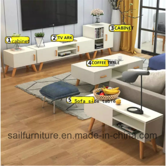 Astounding China Morden Style Tv Stand Coffee Table And Book Shelf Pabps2019 Chair Design Images Pabps2019Com