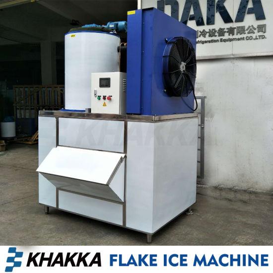 Used Ice Machine >> Hot Item Khakka 2500kg Day Ice Makers Flake Used Automatic Making Machine