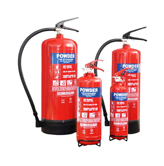 4kg 4.5kg 5kg 40% ABC Dry Chemical Powder Fire Extinguisher pictures & photos
