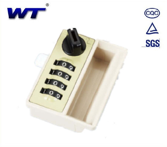 China 4 Digits Combination Lock for Cabinet - China Combination Lock