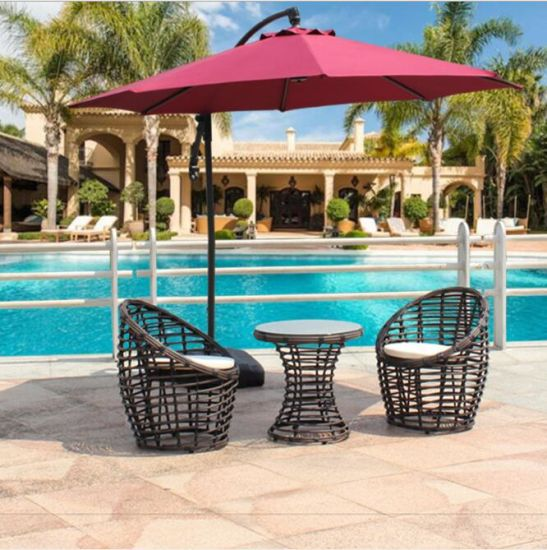 Outstanding New Design Leisure Fashion Garden Furniture Rattan Chair Table Chair Balcony Coffee Restaurant Outdoor Chair Sets Pabps2019 Chair Design Images Pabps2019Com