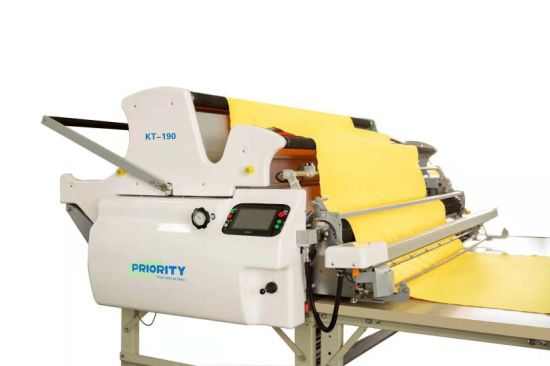 Automatic Hot Sell Fabric Spreading Machine for Knits and Woven Polyester