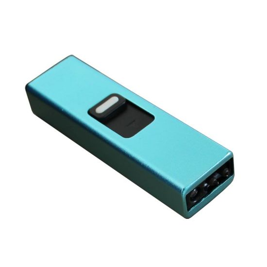 Wholesale Top Quality Keychain USB Arc Cigarette Electric Rechargeable Lighter