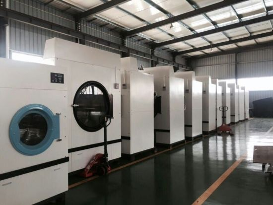 Big Capacity Industrial Drying Clothes Machine, Used Laundry Dryers