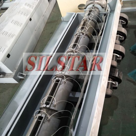 ABA Plastic Film Blowing Machine (double screws) pictures & photos