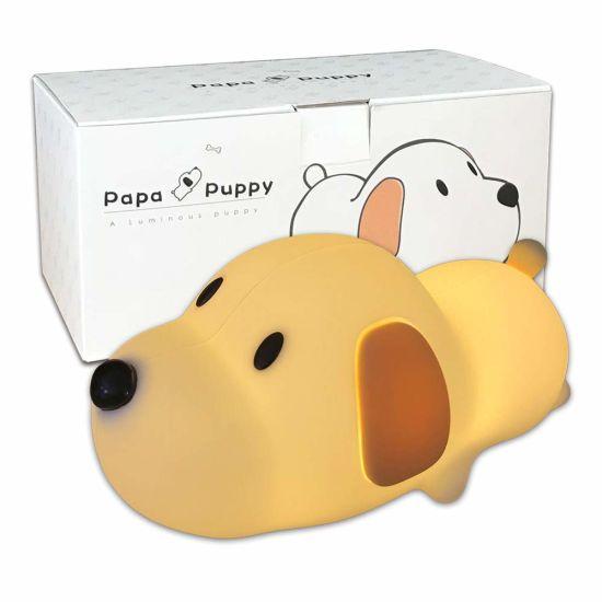 Papa Puppy with Sleep Lights