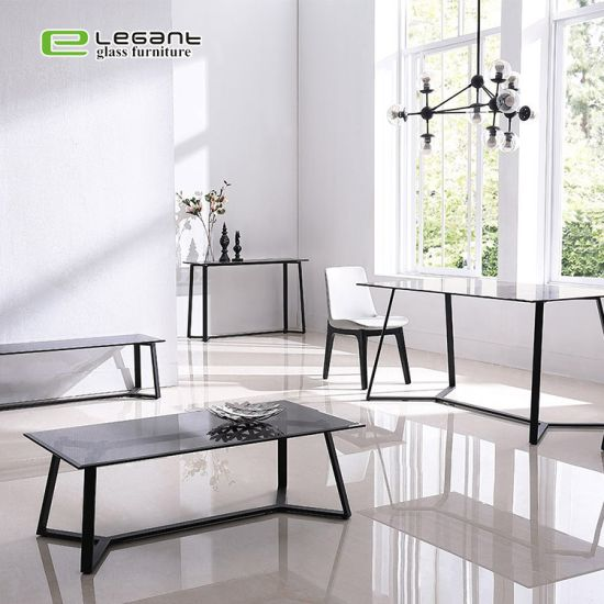 China Coffee Shop Rectangle Shape Glass Top Center Table Design China Coffee Table Glass Coffee Tables