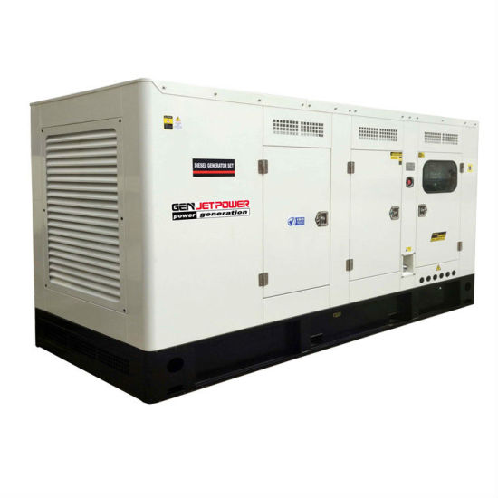 250kVA 200kw Silent Diesel Generator Set with Nice Price