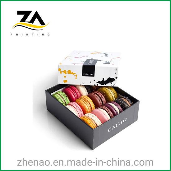 High Quality Custom Printing Packaging Box Food Box