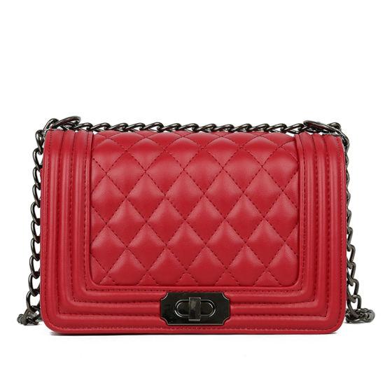 Fashion Lady Handbag for Vacation Fashion Ladies Evening Bag Handbag
