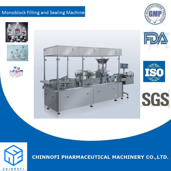 Glass/Plastic Bottle Filling Machine