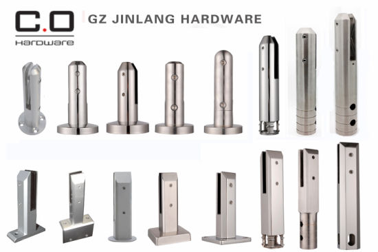 China Supplier Of Stainless Steel Square Core Drilled Pool Fence Glass Spigot Mini Post China Stainless Steel Glass Spigot Pool Fencing Spigot