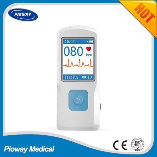 Portable Color Display ECG Monitor (PM10)