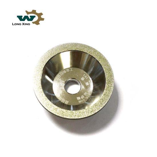 Diamond Alloy Grinding Wheel Grinding Machine Diamond Grinding Wheel Emery Wheel Sand Bowl