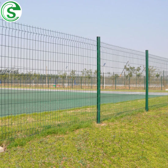 China 6ft Nylofor 3d Bending Garden Fencing Decorarive Welded Wire Mesh Fence Price Per Meter China Decorative Garden Fencing Welded Wire Mesh Fence